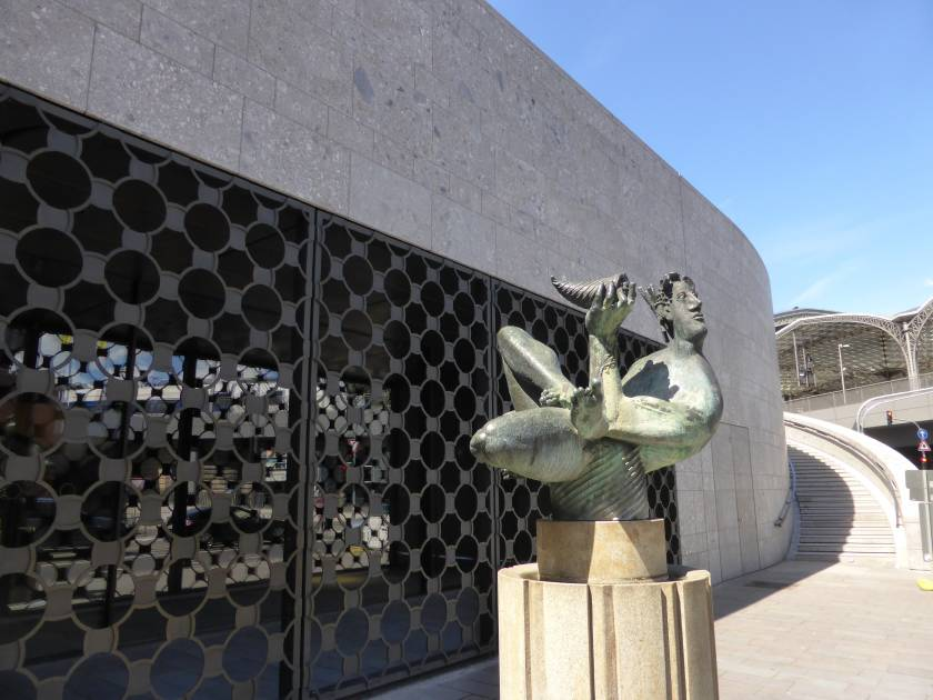 Dionysos-Brunnen